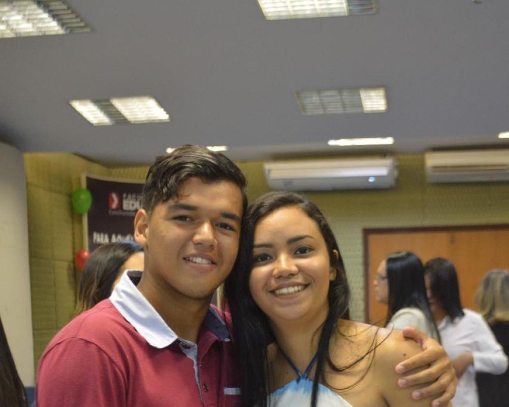 Foto 3 - A Faculdade EDUFOR realiza a Cerimônia do Jaleco