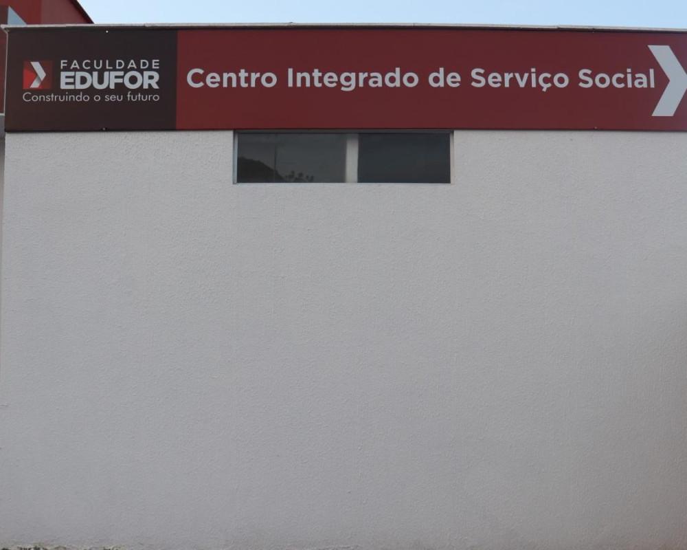 Faculdade Edufor agora conta com Centro Integrado de Serviço Social
