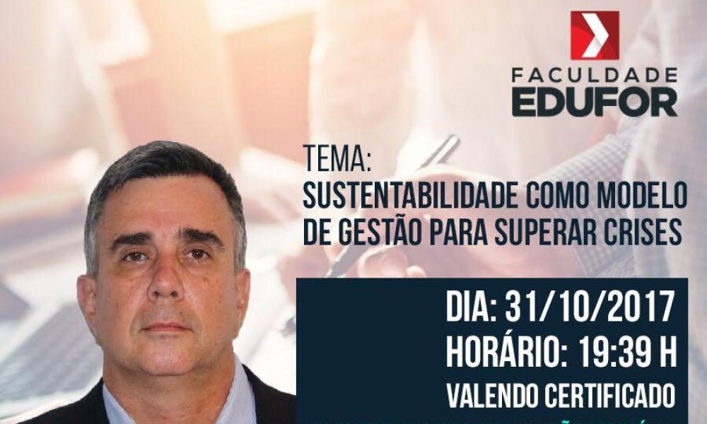 Sustentabilidade como modelo de gestão para superar crises