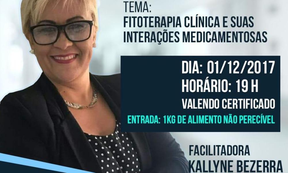 Fitoterapia Clínica e suas Interações Medicamentosas