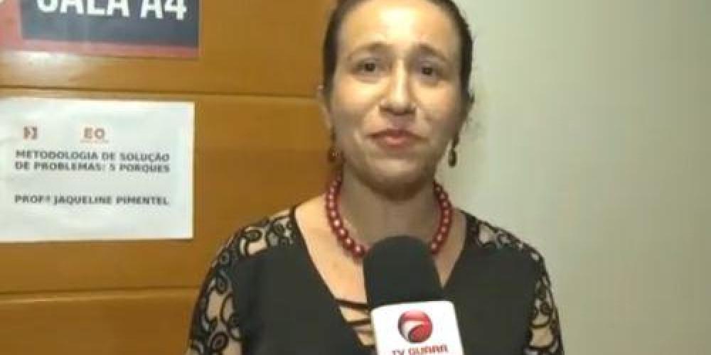 Edufor Qualifica na TV Guará