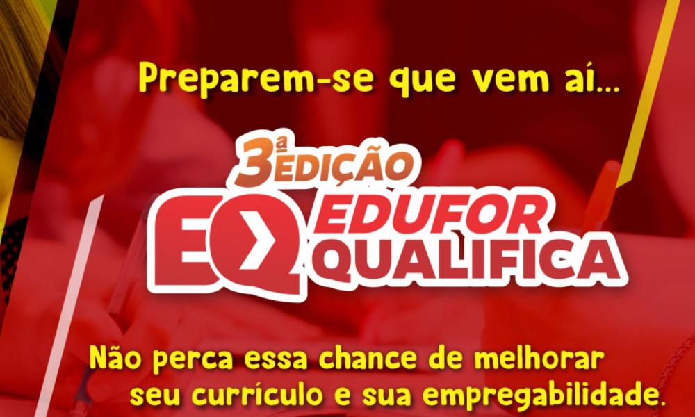 Edufor Qualifica 3ª Edição