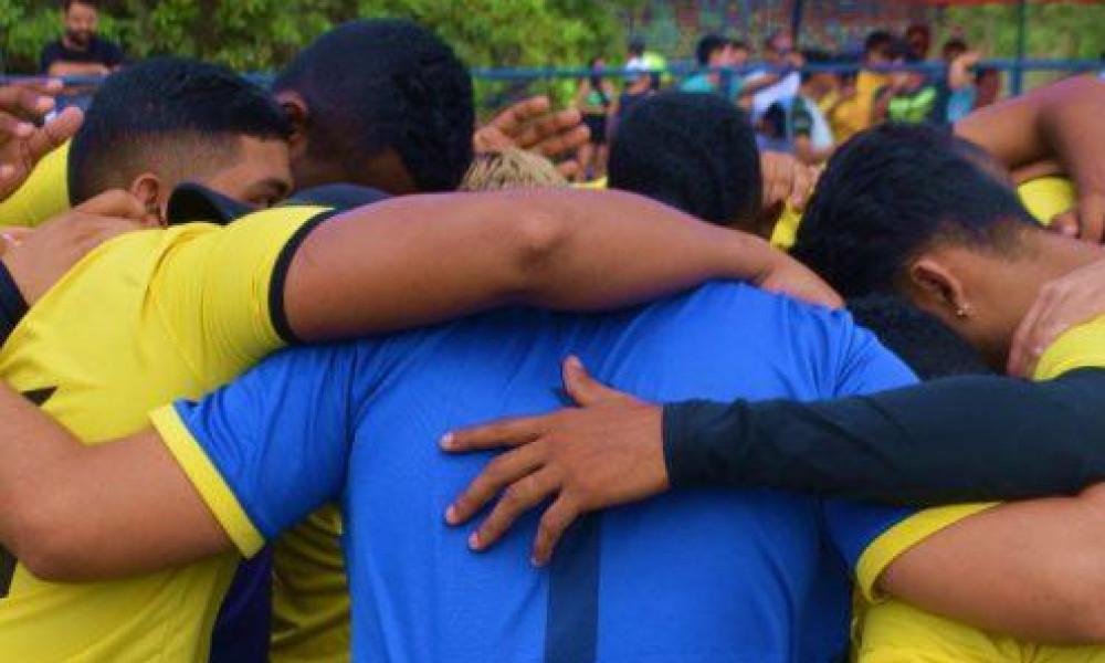 Torneio de Futebol movimenta o final de semana dos acadêmicos da EDUFOR