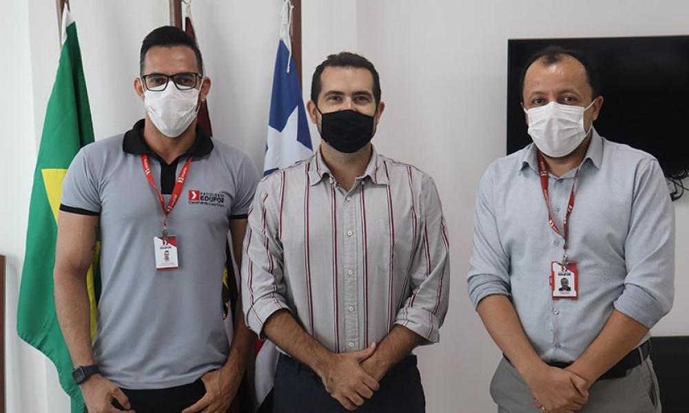 Faculdade EDUFOR fecha parceria com o CRO-MA
