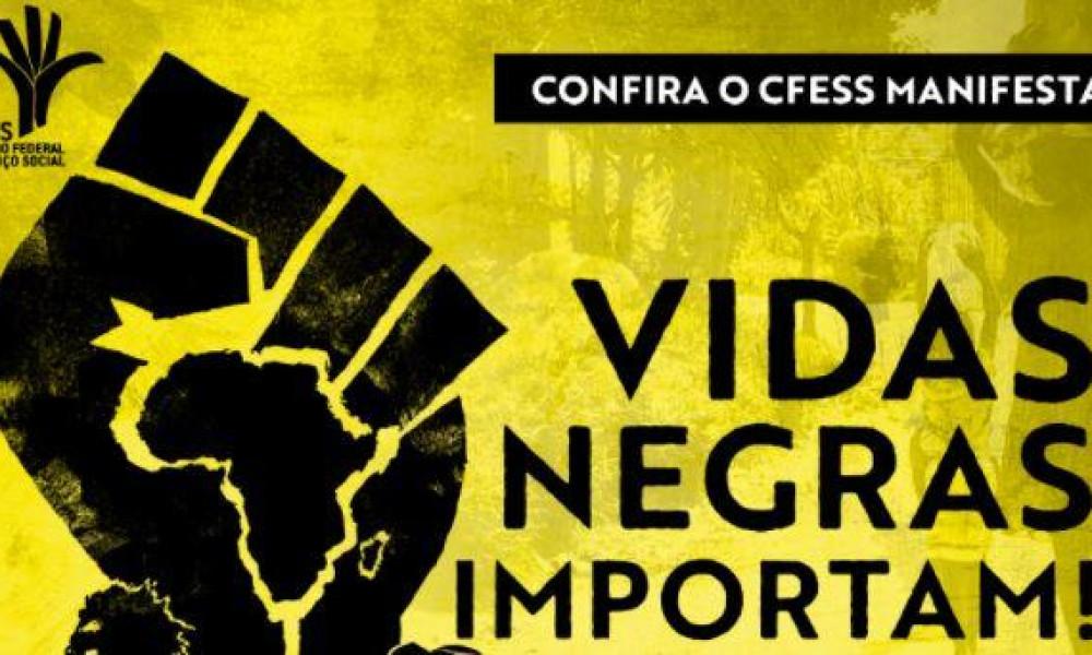ASSISTENTES SOCIAIS NO COMBATE AO RACISMO.
