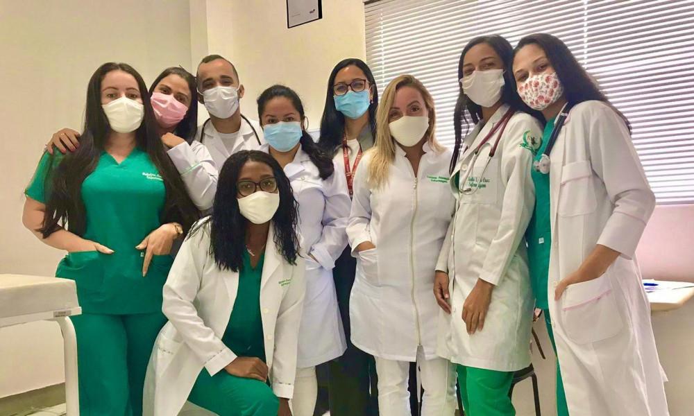 Acadêmicos de enfermagem iniciam atendimentos na Clínica Escola
